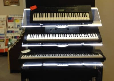 Casio Keyboards Available
